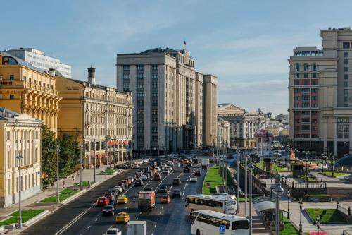Улица Моховая