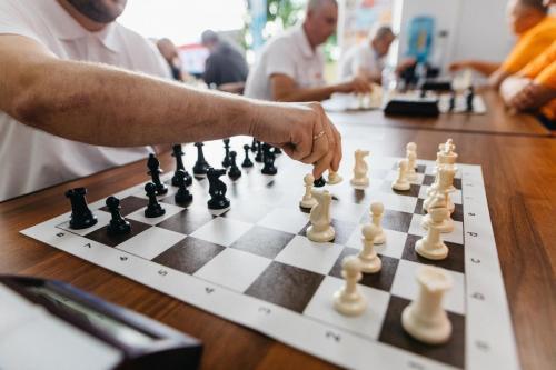 Турнир по шахматам на кубок ПМР. 12 сентября 2020 г.